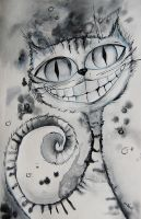 cheshire smile by bemain