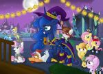 Learning How to TRICK or TREAT by MLPegasis4898