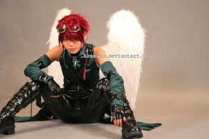 Angel Sanctuary: Cosplay 3 by Akusesu