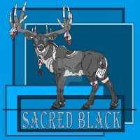 Sacred Black... by paleWOLF