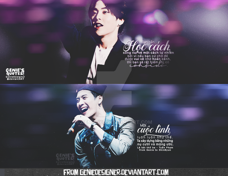 20150531. Pack Quotes - from Genie. by GenieDyo