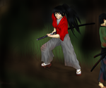COM 1 of 6: Iaijutsu Slash by ArtProducer95