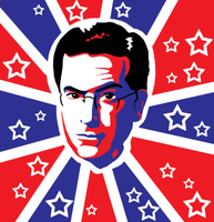 Colbert is America 2 by Ilovetodraw