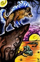 .: Night Hyena :. by Kel-Del