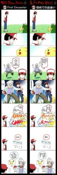 Red's Pokemon Adventure 1 by The-Blue-Wind