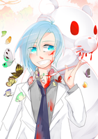 Dr. Unlucky by chiita07