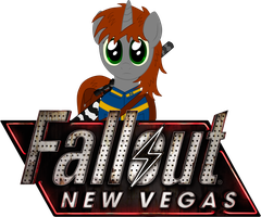 [MLP Icon] Fallout: New Vegas by pavelgun93