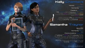 Afterword - Kelly / Samantha by HuggyBear742