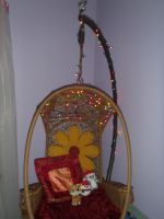 Hanging chair by Endeavor4ever