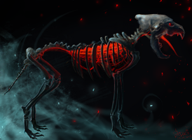 Hell Hound by Sadir89