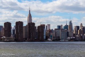Empire Skyline by peterjdejesus