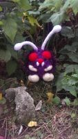 A Wild Venonat Appeared! by Wykked-As-Syn