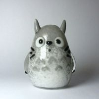 Totoro Pipe by LeoGlass