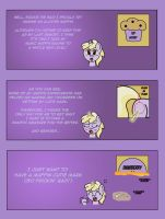 Making Alicorn Muffin: The Reason by GoggleSparks