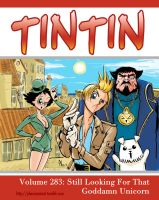 Tintin in Japan by Phostex