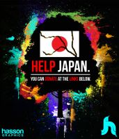 Help Japan. by jhasson