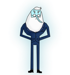 Ice King in suit by ChosySan