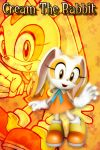 Cream The Rabbit iPod Wallpaper! by 4EverRandomPuppy20