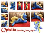 Plush Commission .:Ophelia:. by lfraysse