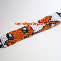 Charmander 1' Bracelet by CarrieBea