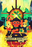 Powder Monkey's by ron-guyatt