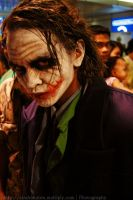 The Joker: Agent of Chaos by jackdreamer