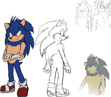 Sonic Concept 2 by SiscoCentral1915