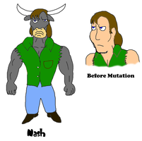 Nash The bull by garageman45