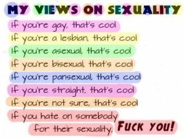 My Views On Sexuality by Proud2BMe1936