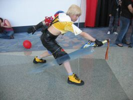 Tidus Cosplay by Knightfourteen