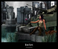 New Hope by Fredy3D