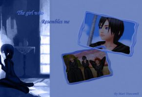 Xion's Wallpaper by Amai-Namine