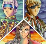 The leaders of the FFX-2 world by powerswithin