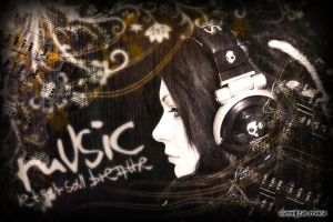 Music... by ZaLiTHkA