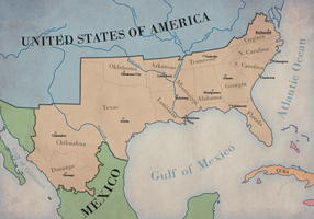 Confederate States of America by Sevgart