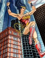 Wonder Woman.... by thelearningcurv