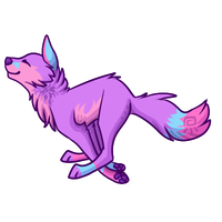 Cotton Candy Cheeb by ForeverFrosty