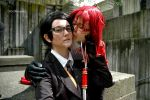 Grell and William by PLOMcosplay