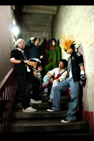 KHR: Vongola's Acts by Kynkyn