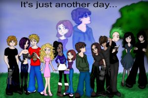 It's just another day by lonely-in-winter