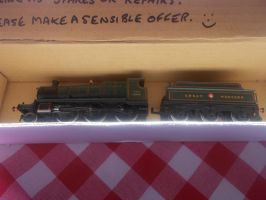 Another shot of my Bachmann GWR 43XX by FFDP-Korpiklaaniguy