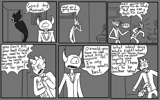 Dolst Comic 12 by theamazingLynk