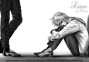 GrimmIchi: -LISTEN- raw emotion by blackstorm