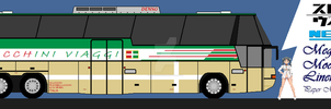 Francesca Lucchini's N118/3 Cityliner Special by MegaMoonLiner