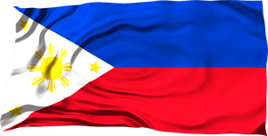Flags of the World: Philippines by MrAngryDog