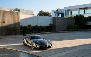 2014 Toyota FT-1 Concept by ThexRealxBanks