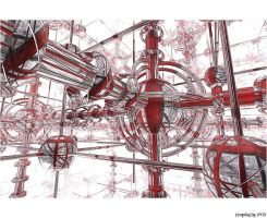 ComplexCity XVII by FilipHrbac