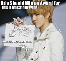 Kris_Amazing Drawing_MACRO by dancingdots