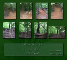 Stairs set wicasa-stock by Wicasa-stock