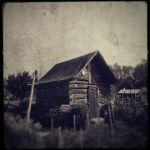 Corn Crib by dubtastic